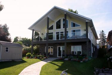 44 falls bay road, Bobcaygeon Ontario, Canada Located on Pigeon Lake