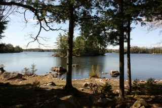 12 fire route 88, Galway-Cavendish-Harvey Township Ontario, Canada Located on Big Bald Lake